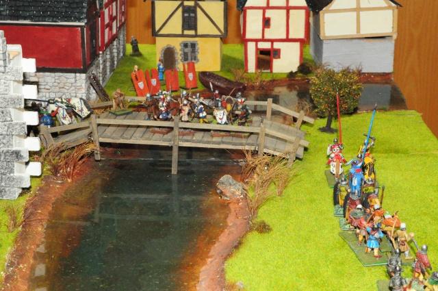 Deux ducs pour une couronne ...ou la guerre de Succession de Bretagne en raccourci ! DSC0032