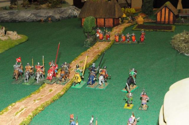 Deux ducs pour une couronne ...ou la guerre de Succession de Bretagne en raccourci ! DSC0138