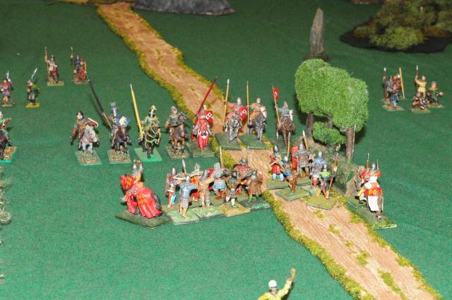 Deux ducs pour une couronne ...ou la guerre de Succession de Bretagne en raccourci ! DSC0142