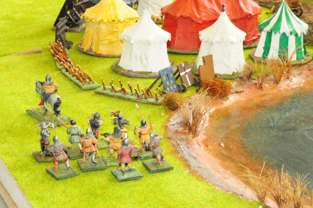 Deux ducs pour une couronne ...ou la guerre de Succession de Bretagne en raccourci ! DSC0166