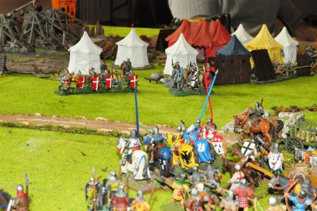 Deux ducs pour une couronne ...ou la guerre de Succession de Bretagne en raccourci ! DSC0177