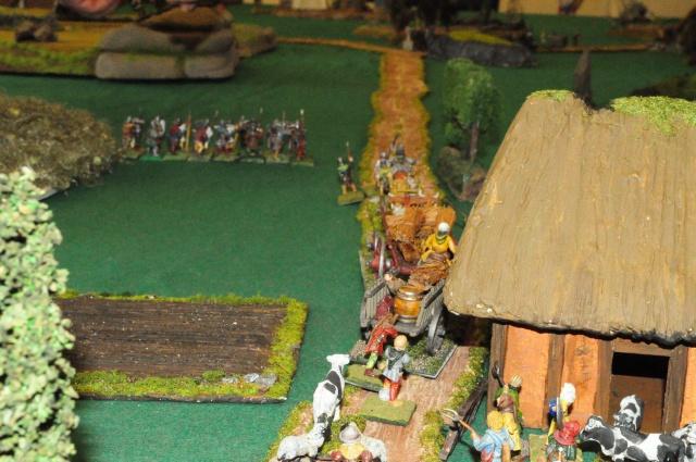 Deux ducs pour une couronne ...ou la guerre de Succession de Bretagne en raccourci ! DSC0204