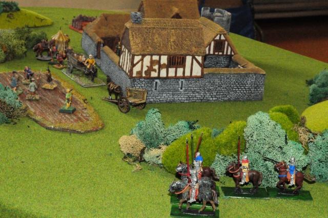 Deux ducs pour une couronne ...ou la guerre de Succession de Bretagne en raccourci ! DSC0213