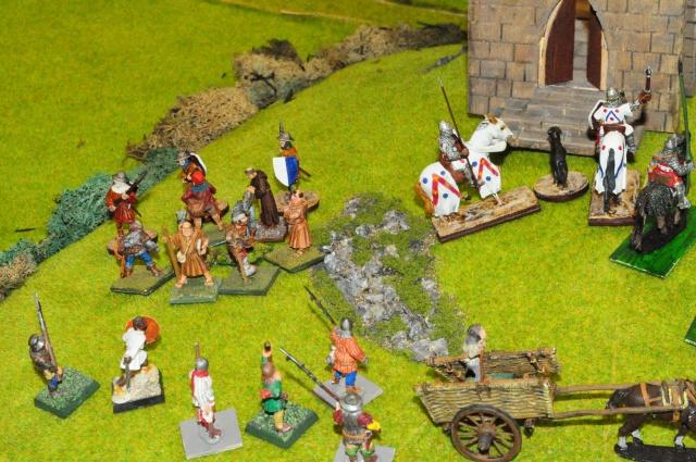 Deux ducs pour une couronne ...ou la guerre de Succession de Bretagne en raccourci ! DSC0258