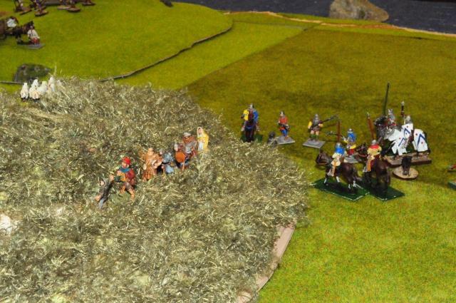 Deux ducs pour une couronne ...ou la guerre de Succession de Bretagne en raccourci ! DSC0280