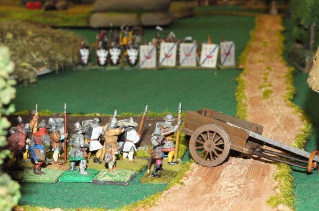 Deux ducs pour une couronne ...ou la guerre de Succession de Bretagne en raccourci ! DSC0295