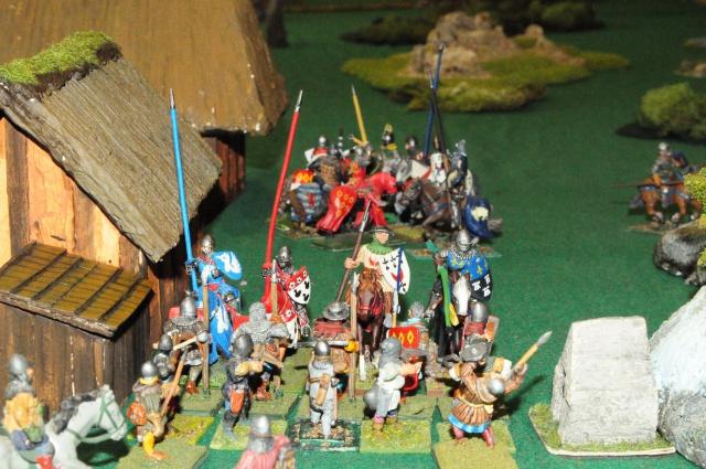 Deux ducs pour une couronne ...ou la guerre de Succession de Bretagne en raccourci ! DSC0313