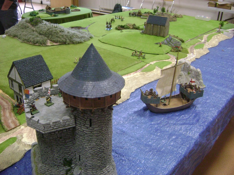 Deux ducs pour une couronne ...ou la guerre de Succession de Bretagne en raccourci ! DSC07597