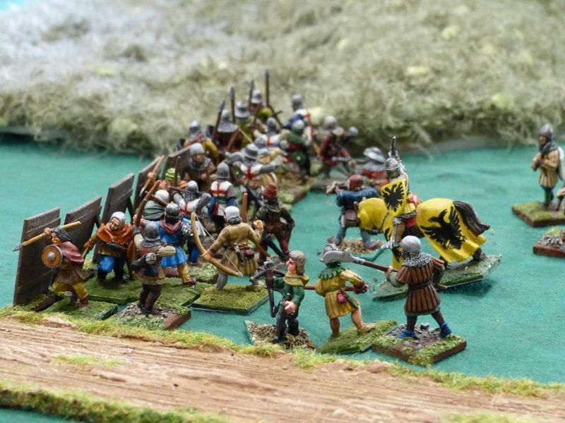 Deux ducs pour une couronne ...ou la guerre de Succession de Bretagne en raccourci ! P1040396