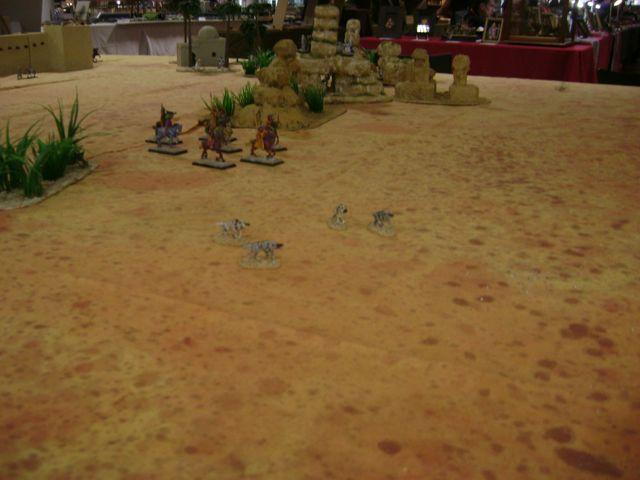La pyramide aux hyènes E