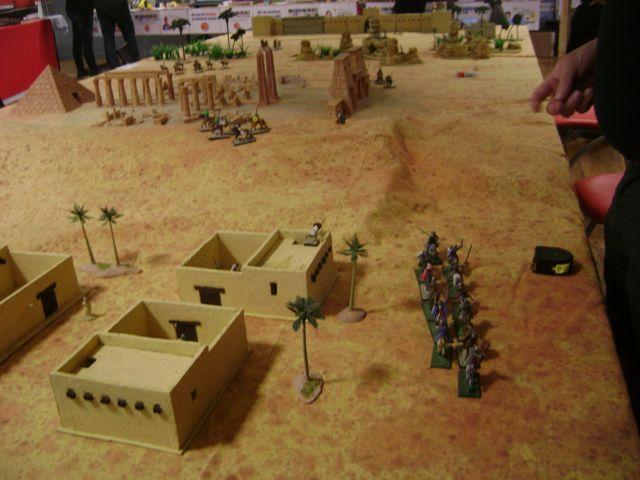 La pyramide aux hyènes G