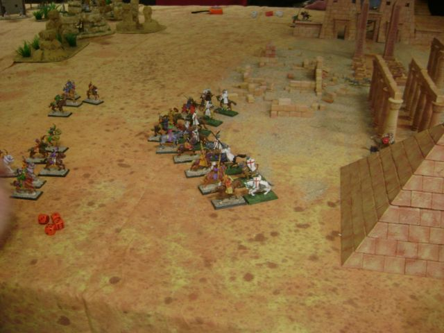 La pyramide aux hyènes I