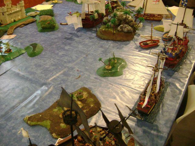 Du commerce et autres affaires survenues en mer des Caraïbes et en mer du nord Mega2012-6