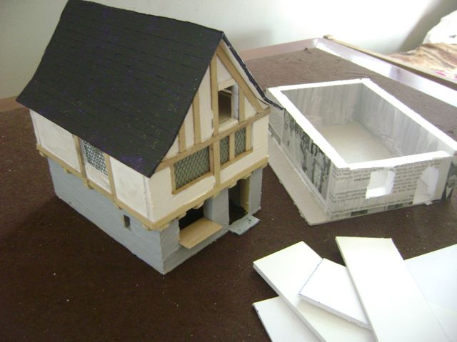 Maison médiévale Tialch1