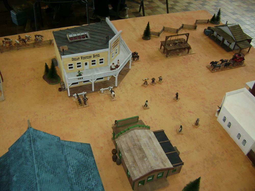 Village western West1