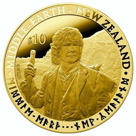 Le dollar Bilbo Bilbo-NZ