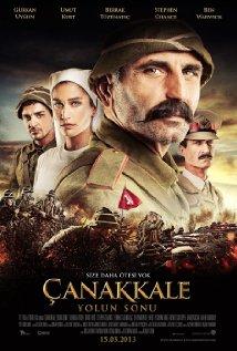 Gallipoli 1915, du côté turc Canakkale