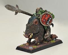 Monteur de porc Boar-rider1