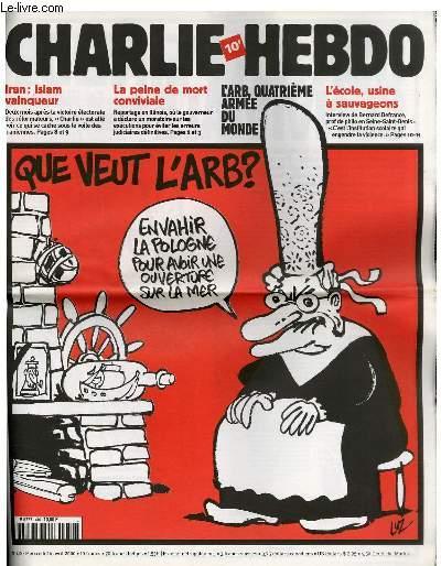 Je suis Charlie Charlie-arb