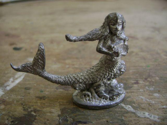 La sirène (Grenadier, 1983) ! Mermaid