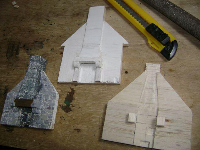 [Tuto] Remparts en plâtre - Moule en polystyrène - Page 2 Tiez2